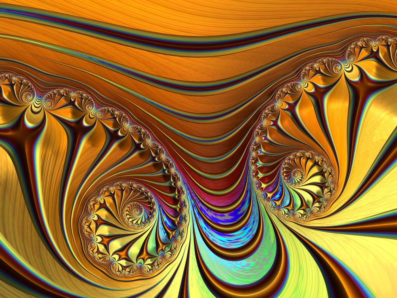 fractal image by abstractxpressionist